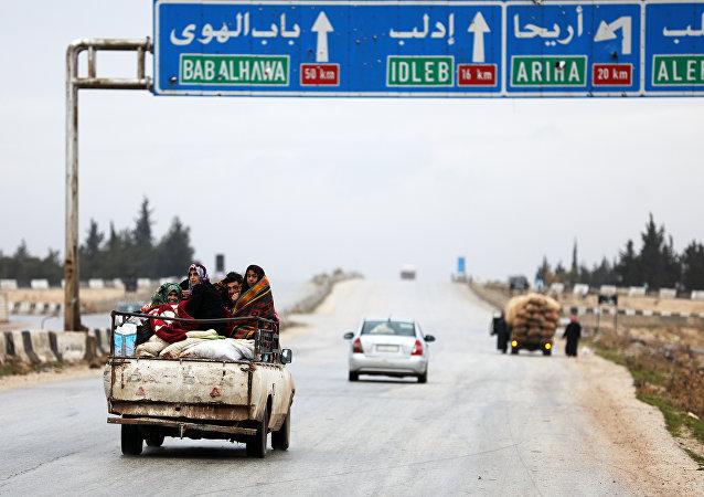 中国驻叙大使馆:中国不会向叙派遣军事力量参与叙政府军军事行动