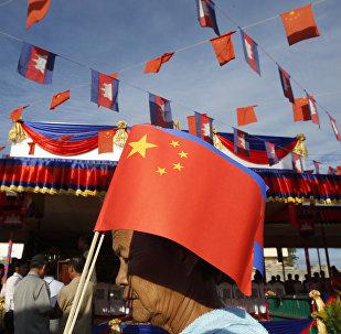 中国不断扩大在东南亚的势力范围