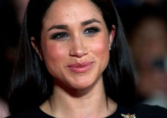英國哈里王子未婚妻註銷所有社交帳戶