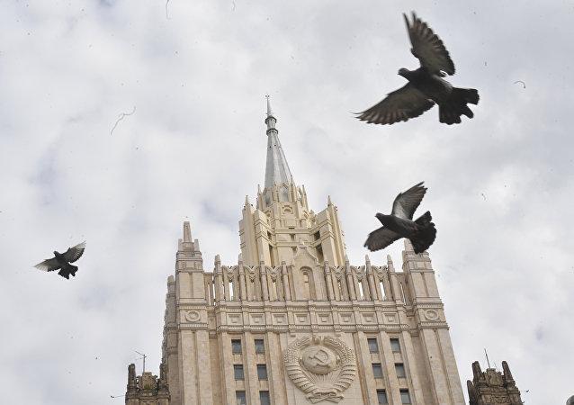 俄外交部:叙总统7月25日与俄代表团讨论叙冲突后重建