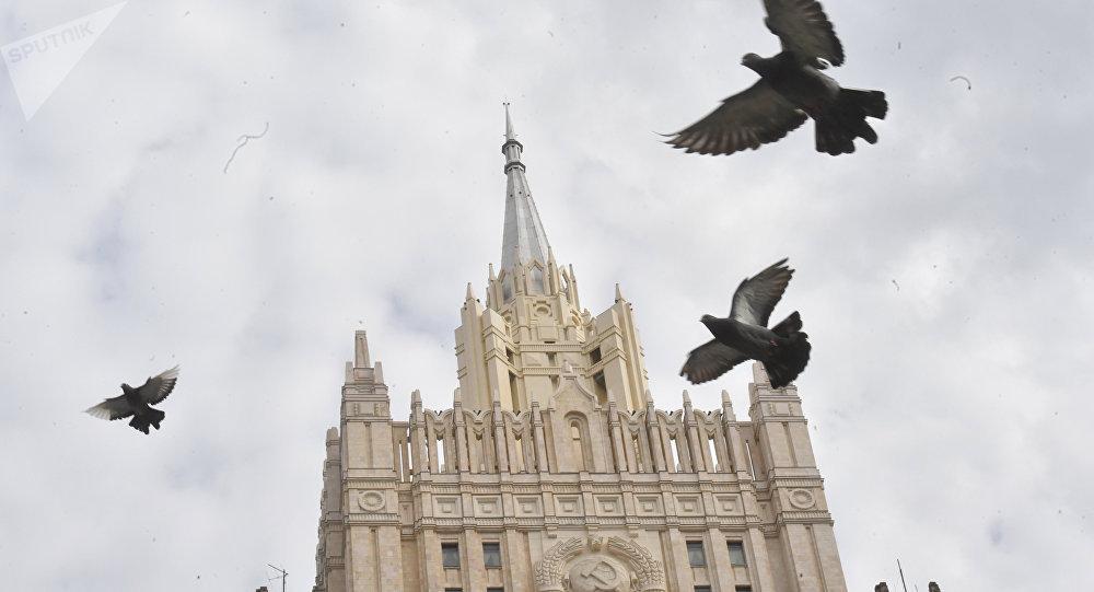俄外交部稱英國首相聲明是前所未有的公然挑釁