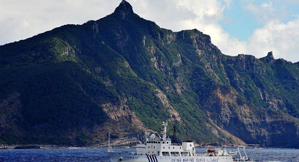 媒体:四艘中国船只驶入与日本有争议的水域