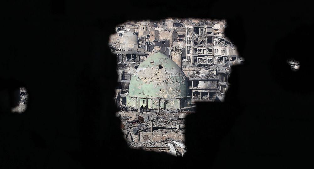 伊拉克的摩苏尔(图片资料)