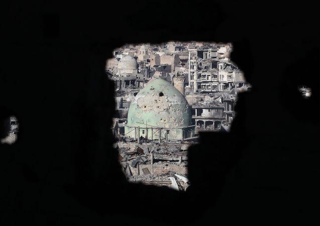 伊拉克官员:IS带来1000亿美元损失 期待10年内重建国家