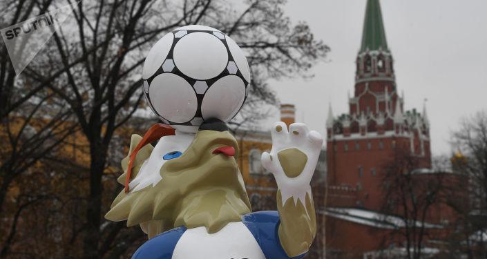 2018年俄羅斯世界杯象徵