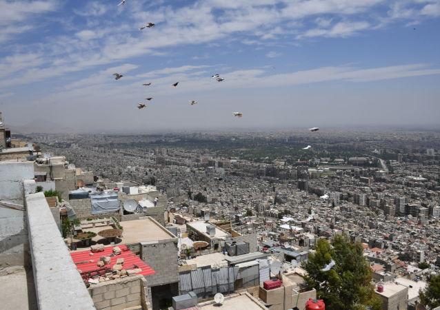 联合国叙利亚问题特使已经抵达大马士革 开始进行首次访问