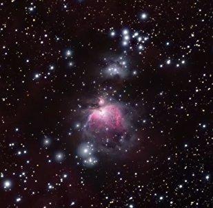 NASA发布穿越猎户座大星云视频