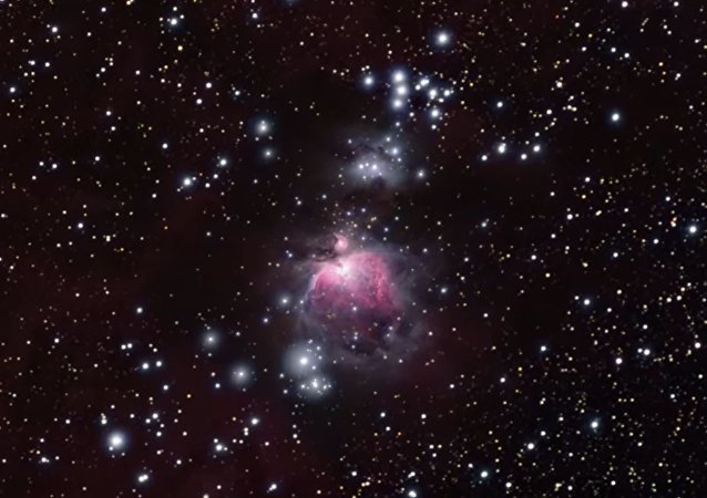 NASA發佈穿越獵戶座大星雲視頻