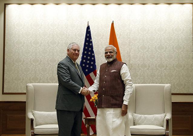 美国大使呼吁:用印度来替代中国市场