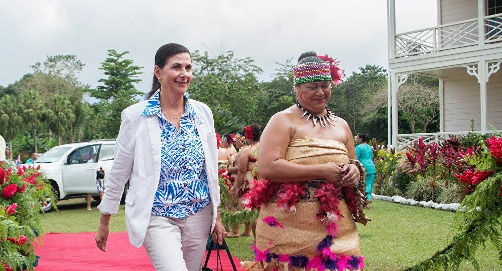 中国和澳大利亚在西南太平洋地区有何分歧?