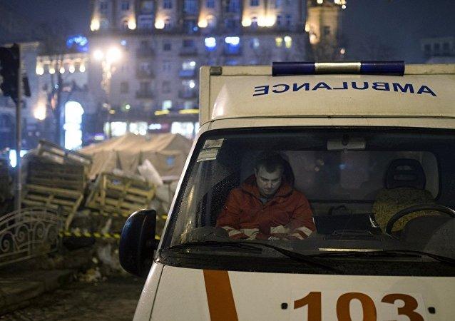 急救车,乌克兰