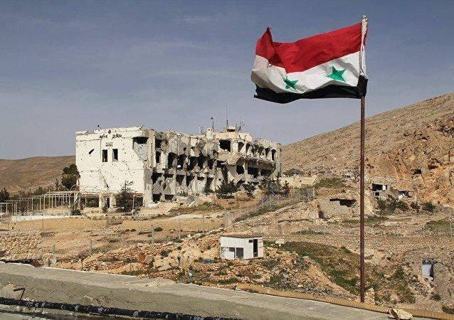 """美国率领的反恐联盟开始在叙利亚建立""""边境安全力量"""""""