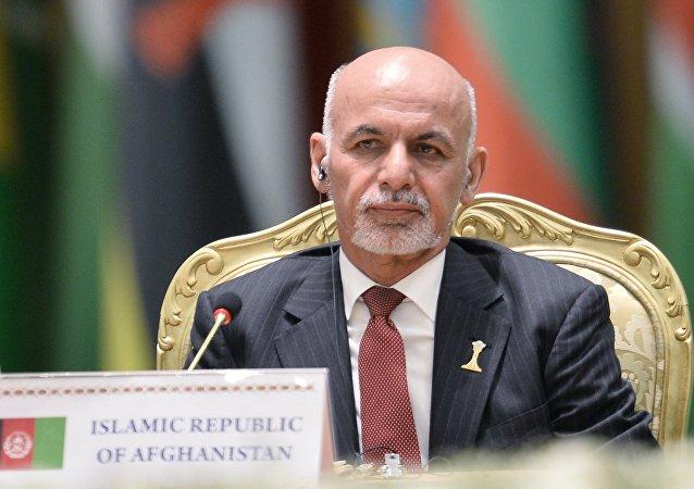阿富汗总统主张承认塔利班