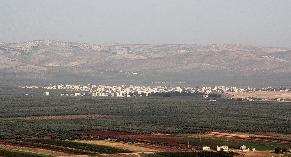 叙利亚阿夫林地区