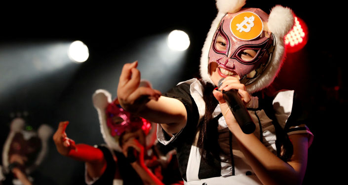 日本偶像組合Virtual Currency Girls