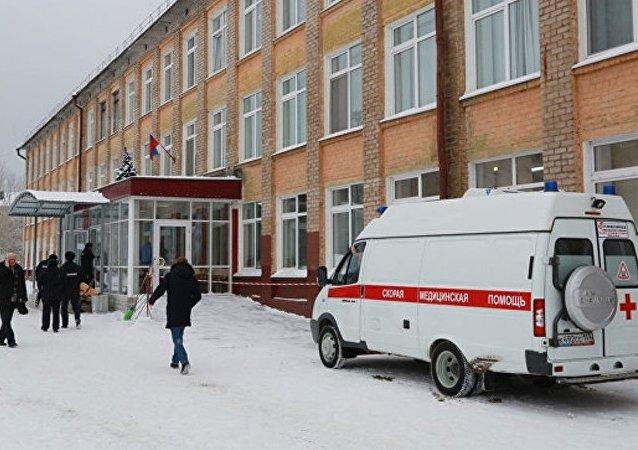 俄彼爾姆學校鬥毆事件中受傷小學生目前情況穩定