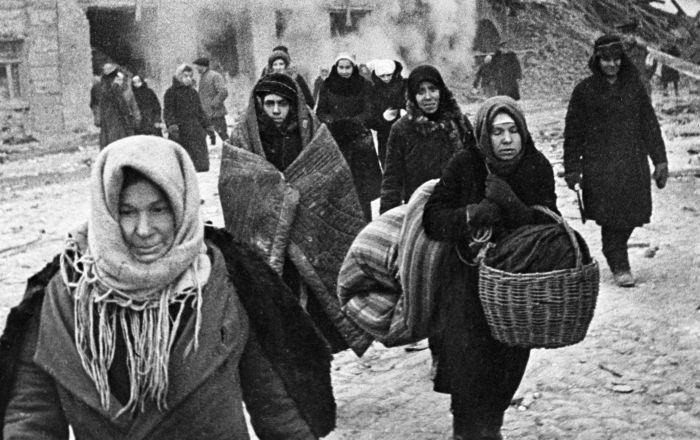 列寧格勒大圍困75週年