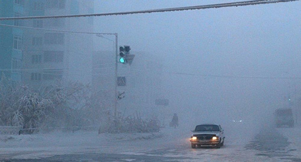 消息人士:俄萨哈共和国100多所学校因严寒停课
