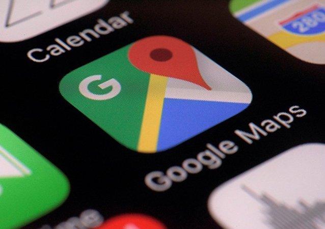 媒体:谷歌地图重返中国