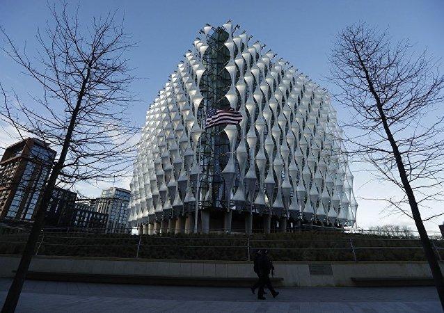 美国驻英国大使馆