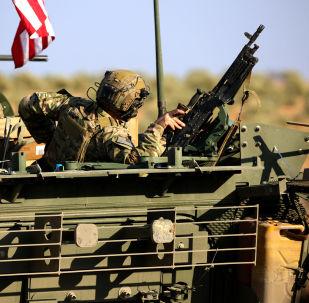 伊朗外交部:美國在敘組建邊境安全部隊將加重敘利亞危機