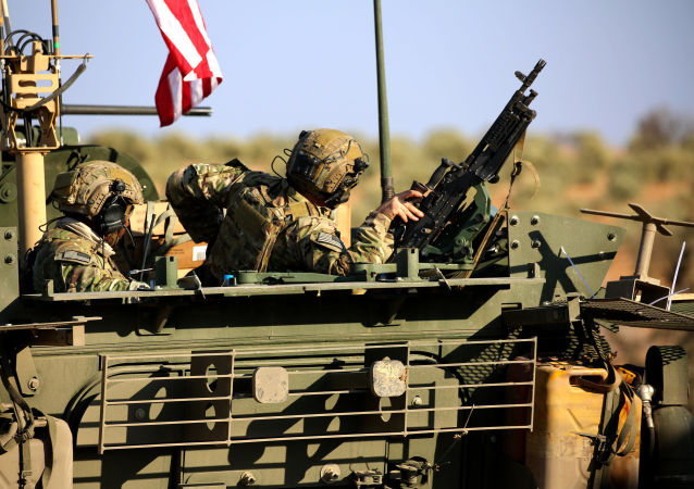 """叙外交部:美国的行为是""""没脑子地让局势升级"""""""