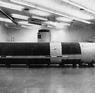 三叉戟导弹(资料图片)