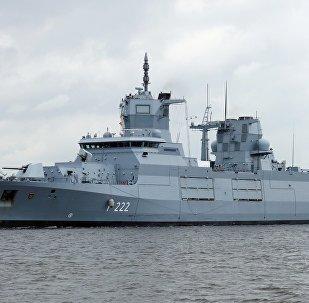 媒体:德国最新护卫舰未通过测试