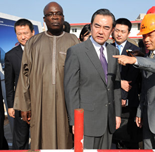专家:中国对赢得非洲充满信心