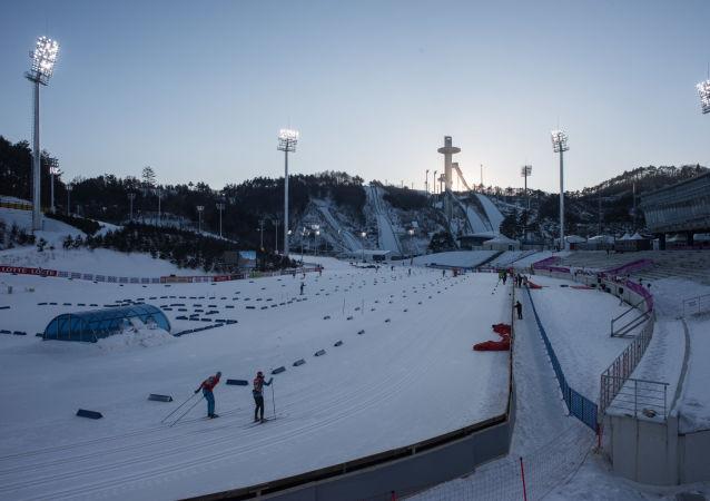 朝鲜批准韩国运动员赴朝参加联合滑雪训练