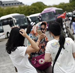 中国护照积聚了创纪录的力量