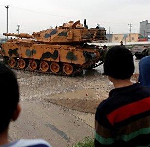 土耳其土敘邊境部隊進入高度備戰狀態