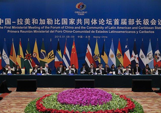 中国计划加强拉共体团结