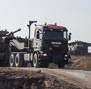 敘外交部:土耳其在敘阿夫林地區的作戰行動將被視為侵略
