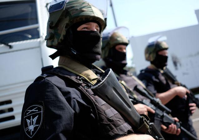 俄國民近衛軍將依法對大選期間挑釁事件採取嚴厲行動