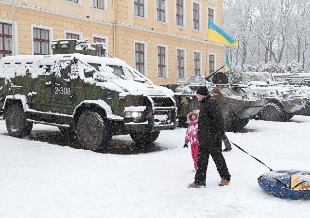 """俄外交部:""""顿巴斯重新一体化""""法案表明乌方正在酝酿新一轮战争"""