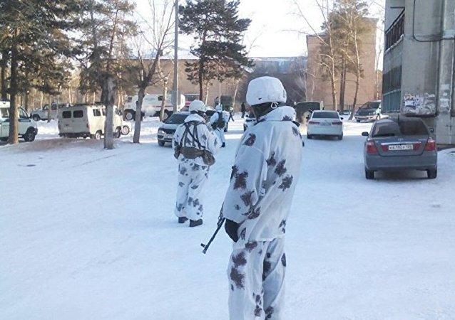乌兰乌德校园袭击