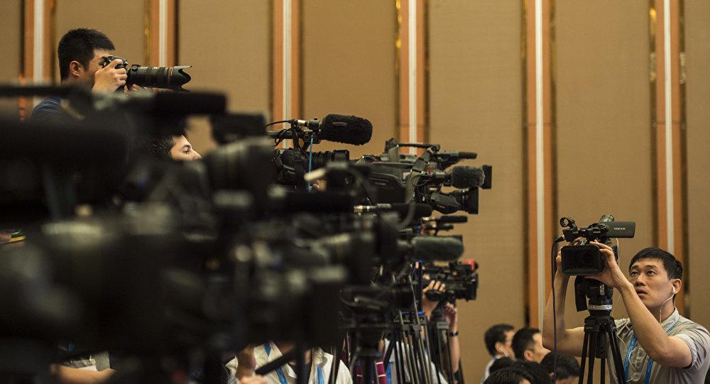 中国官员:指责中国媒体进行所谓的虚假宣传是罔顾事实 完全站不住脚