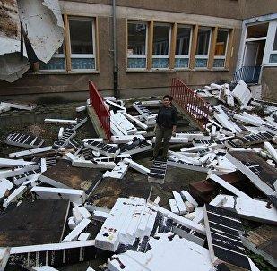 颶風弗里德里克給德國帶來經濟損失達5億美元