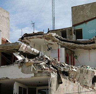 墨西哥發生6.3級地震