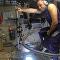 俄宇航員在國際空間站「乘坐吸塵器試飛」