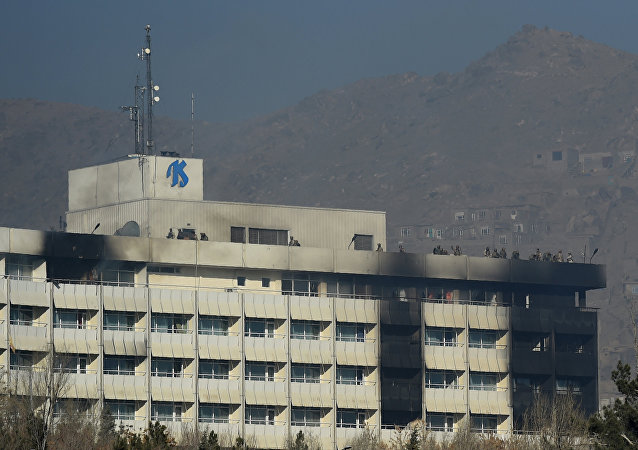 喀布尔洲际酒店(Intercontinental Hotel)