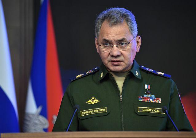 俄国防部长将美国反导系统称为漏风的雨伞