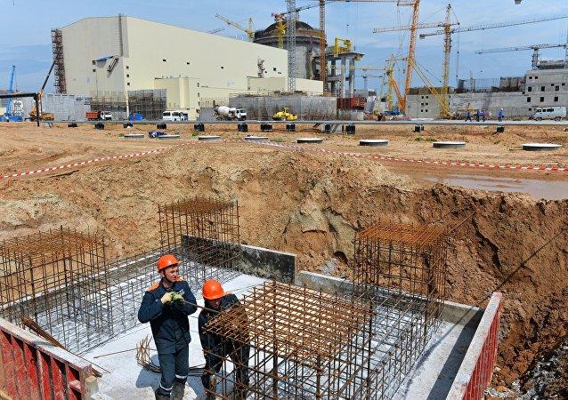 核电站建设