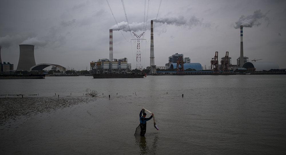 俄托木斯克研制的加速器将有助于中国热电站净化有害气体