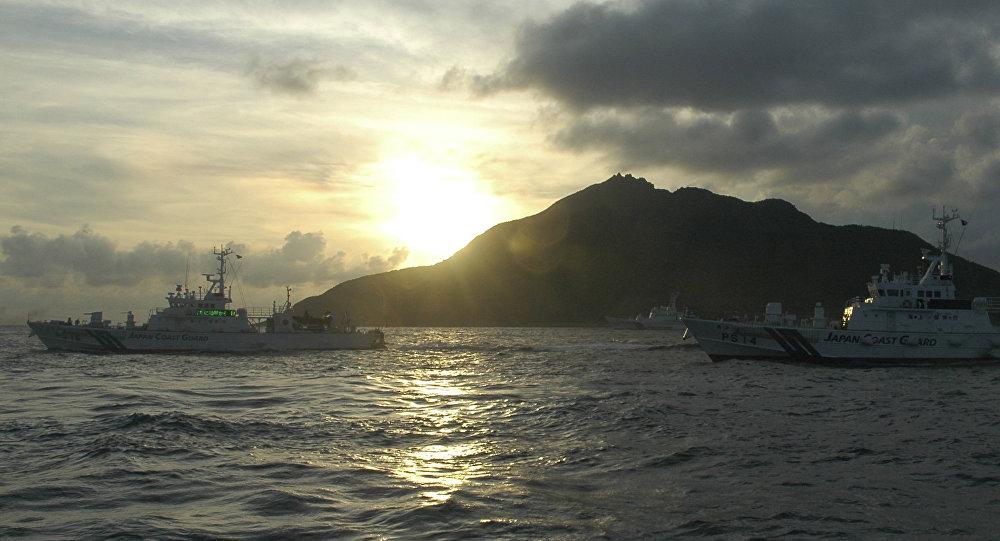 美退休军官哀叹:日本可能放弃争夺钓鱼岛,这让美国怀疑其可靠性