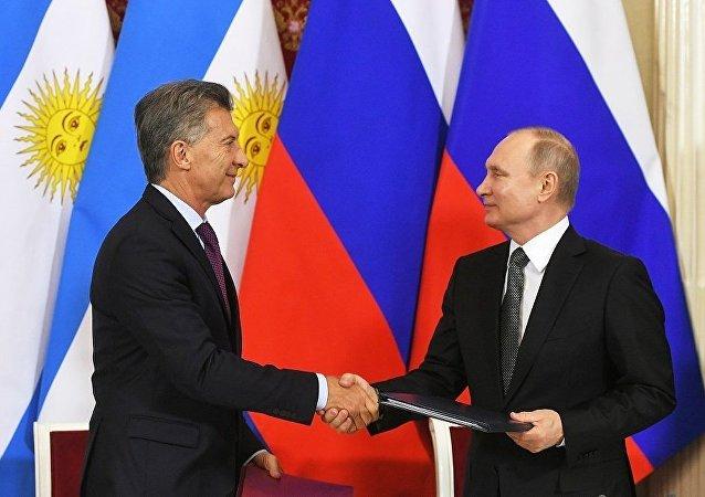 俄羅斯與阿根廷發表聯合聲明譴責一切形式的恐怖主義