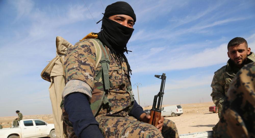 """""""叙利亚民主力量(SDF)"""""""