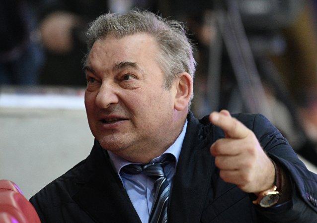 弗拉基斯拉夫·特列季亞科