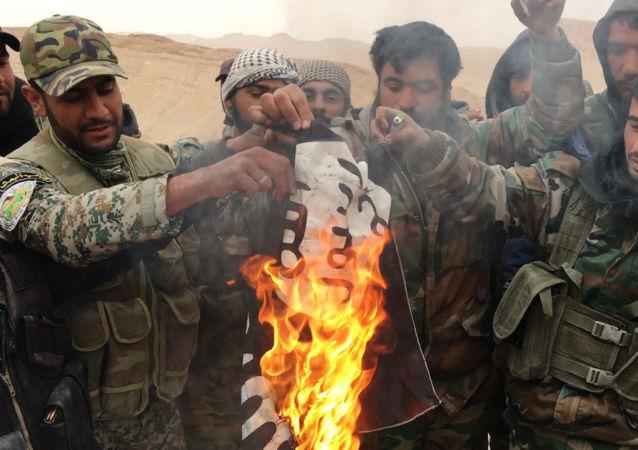 """""""伊斯兰国""""正在输掉信息战争"""